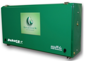Branick Nitrogen InFlation Fleet System - Model Dakota 12